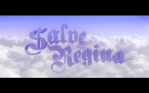 Virtual Choir Singing Salve Regina Composed by Claire Sokol, OCD